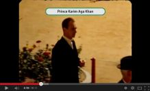 Historical Video, with His Highness the Aga Khan: Ceremonies marking Tanganyika's Independence 1961