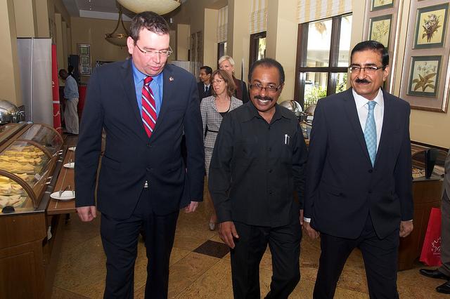 Canada, Tanzania and AKDN collaborate on Health Programs - Ministerial Deliberations