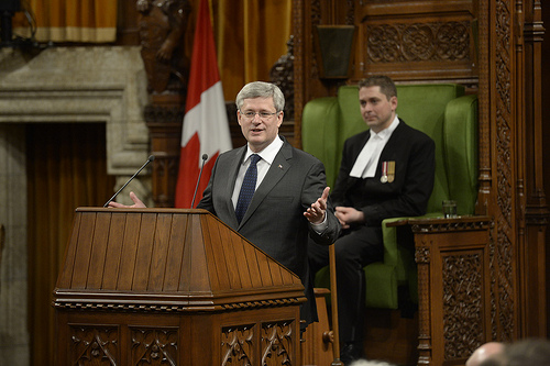 Speech by The Right Honourable Stephen Harper on the Occasion of His Highness the Aga Khan's Address to the Parliament of Canada at the House of Commons