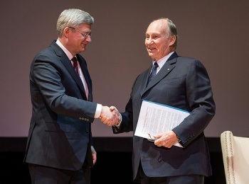 Government of Canada announces Partnership with Aga Khan Development Network To Advance Human Development In Africa & Asia