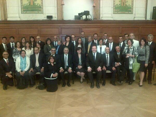 Canadian Ismaili Leadership