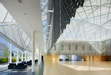 What one Ottawa architect enjoys most about the Delegation of the Ismaili Imamat Building