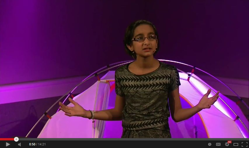 A Call For Wilderness: Fatima Bata at TEDxCalgary