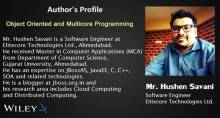 Hushen Savani co-authors a book on Computer Programming Language