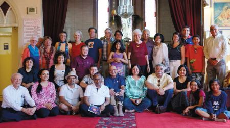 INTERLACED: Living Our Faith Through Stories - Ismaili Jamatkhana of Victoria participates in an Interfaith Storytelling Book Project