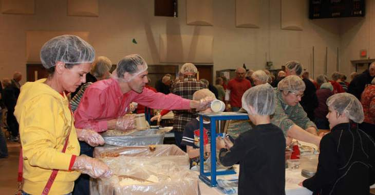 Ismaili Jamatkhana Naperville, Churches join forces to pack 1 millionth meal | The Naperville Sun