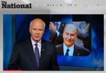 CBC's The National: Promo for Mansbridge One-on-One with the Aga Khan