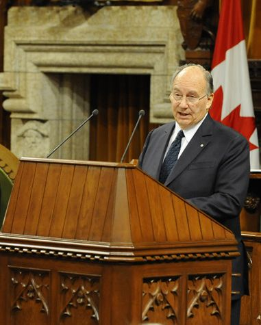 Speech of His Highness the Aga Khan to both Houses of the Parliament of Canada in the House of Commons Chamber, Ottawa
