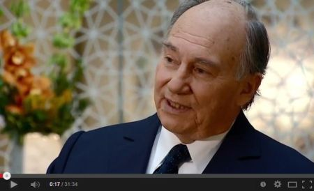 Peter Mansbridge Interviews The Aga Khan