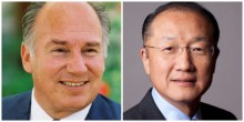Aga Khan and Jim Yong Kim will deliver Ogden Memorial Lectures