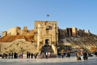 Syria appeals to protect Citadel of Aleppo from destruction