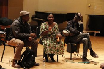 Brandeis University – The Justice: Mali's Trio da Kali highlights musical traditions