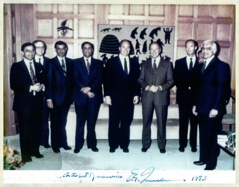 Mawlana Hazar Imam's Silver Jubilee & 2014 Visits to the Parliament of Canada by Farouk Verjee