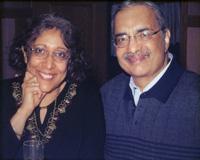 Aziz and Dr. Parin Dossa establish endowment fund at Simon Fraser University, Burnaby