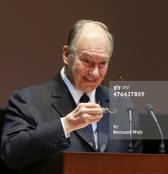 Toronto, Canada: An event to mark the visit of His Highness the Aga Khan