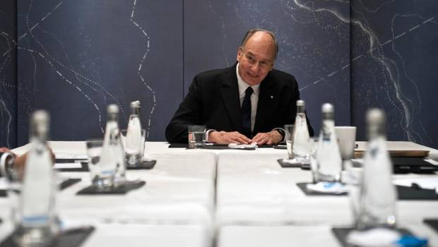 Interview with His Highness the Aga Khan, by The Globe and Mail's Editor-in-Chief John Stackhouse