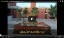 The Aga Khan Academy Hyderabad tour