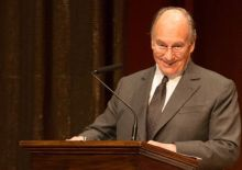 The 88th Stephen Ogden Lecture delivered by His Highness the Aga Khan at Brown University