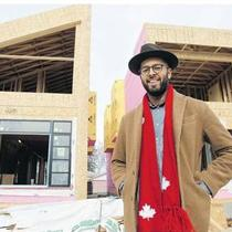 Alkarim Devani: Busy home builder keeps grounded