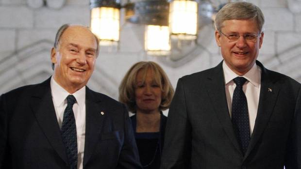Neil Desai: Canada's medium and the Aga Khan's message - The Globe and Mail