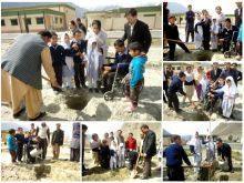 Gilgit Serena Hotel celebrates Spring Tree Plantation for Carbon Emission Awareness