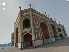 Humayun Tomb: Google's 360° project goes live