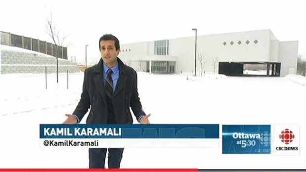 CBC News Report on His Highness the Aga Khan's Visit to Ottawa, by Kamil Karamali
