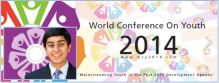 Vote for Karim Farishta: World Conference on Youth