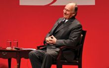Brown Daily Herald: Aga Khan stresses importance of pluralism