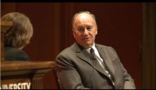 Standing Ovation at the end of the speech - Live QA with His Highness the Aga Khan - Ogden Lecture at Brown University USA