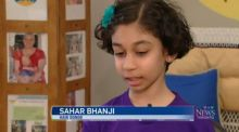 Sahar Bhanji: CTV Toronto: Chopping it off for cancer