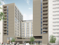 BAM tipped for £20m Aga Khan University student hall