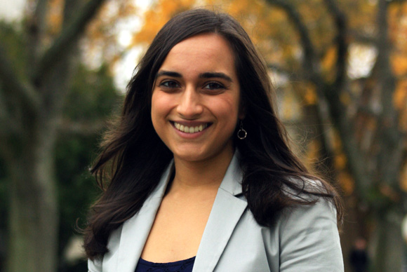 Serena Mawani co-chaired the inaugural National Strategy Consulting Competition and Conference