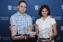 Three minute thesis winner Yasina Somani values ability to explain complex research