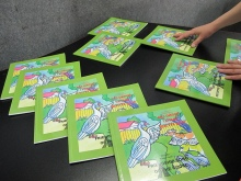 Kyrgyzstan: New Books for Children developed by Aga Khan Foundation, Mountain Societies Development Support Program