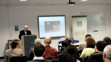 The Qur'anic Studies Unit of Institute of Ismaili Studies Organises Lecture on Islam in Late Antiquity