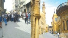 Cairo's Al-Muizz Street gets new look