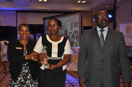 Kigali Serena Hotel Wins Coveted CSR Award