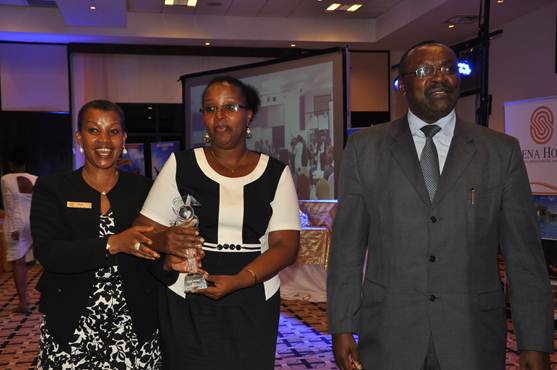 Kigali Serena Hotel Wins Coveted CSR Award