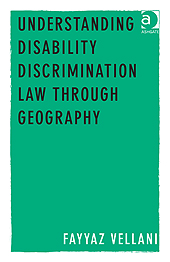 Fayyaz Vellani publishes book on universities and disability discrimination laws