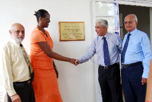 Mansur Asaria: Kampala School for the Physically Handicapped