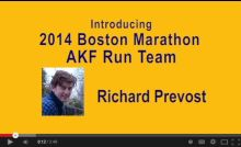 Meet Richard Prevost: AKF Run Team for Boston Marathon