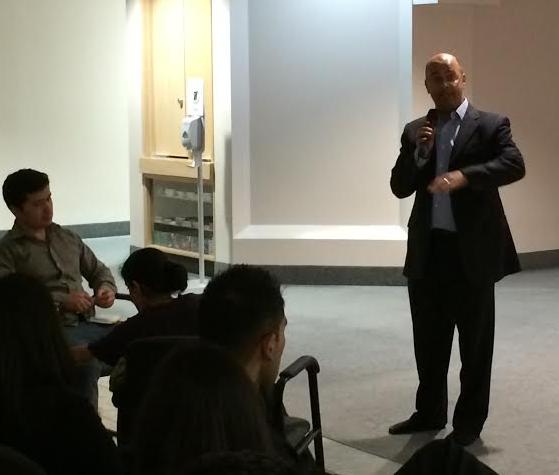 Coffee Lounge: Khalil Shariff, CEO of Aga Khan Foundation Canada
