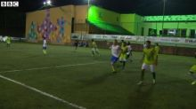 BBC: Street Child World Cup: Brazil hosts event for young players