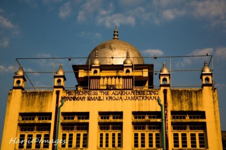 Simerg Photo Essay: The Ismaili Jamatkhana in Myanmar by Muslim Harji