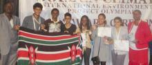 Coastweek: Aga Khan Academy Mombasa Bags 5 Gold Medals