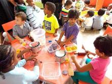 Mombasa Toddlers Day Out Organised By The Aga Khan Nursery School