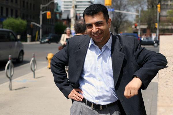 Professor Shafique Virani wins University of Toronto's Highest Teaching Honour