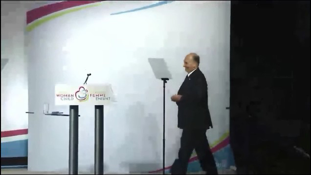 FULL EVENT VIDEO: His Highness the Aga Khan's and other Keynote speeches at the Maternal, Newborn and Child Health Summit (Toronto, Canada)