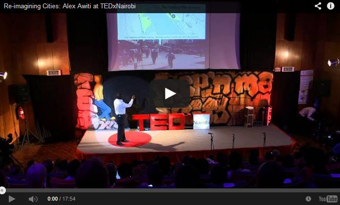 Re-imagining Cities: Alex Awiti of Aga Khan University at TEDxNairobi